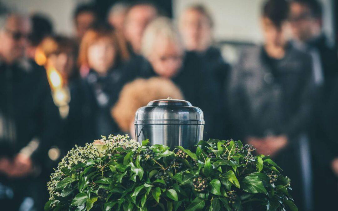 Metalowe urny pogrzebowe